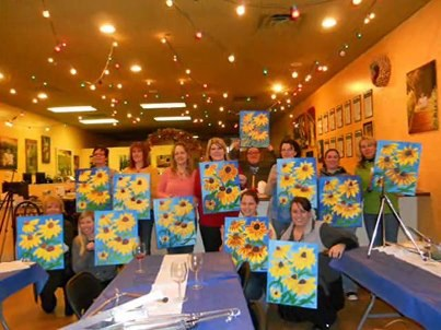 Painter's Palate events Coming Soon